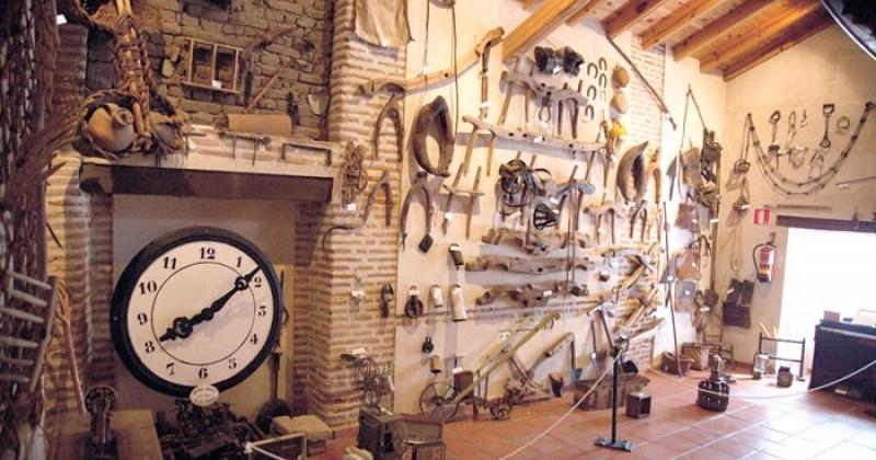 Museo etnográfico de Antaño a Hogaño