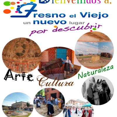 Comienza la temporada turistica 2018 en Fresno el Viejo.
