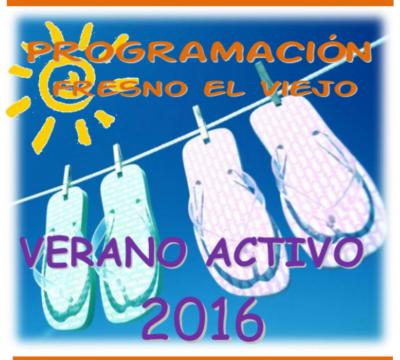 PROGRAMA VERANO 2016