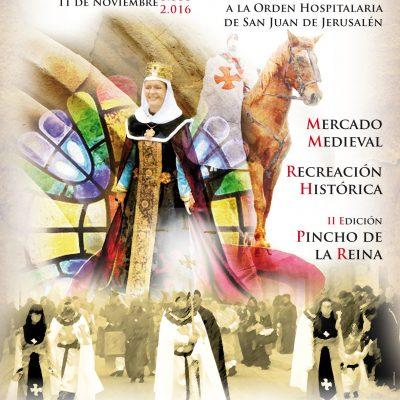PROGRAMACIÓN  DONACIÓN DE LA REINA 1116-2016