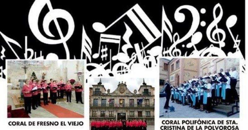 ACTUACIÓN CORAL MUNICIPAL DE FRESO EL VIEJO