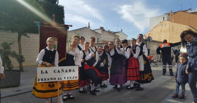 El Grupo de Danzas Regionales Cañada Real participa en la 22ª Edición del Encuentro Provincial de Folklore