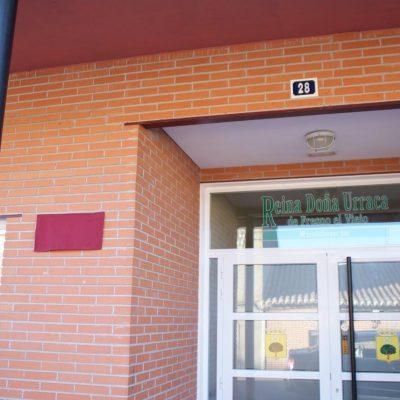 Inauguración Oficial de la Residencia Reina Doña Urraca de Fresno el Viejo