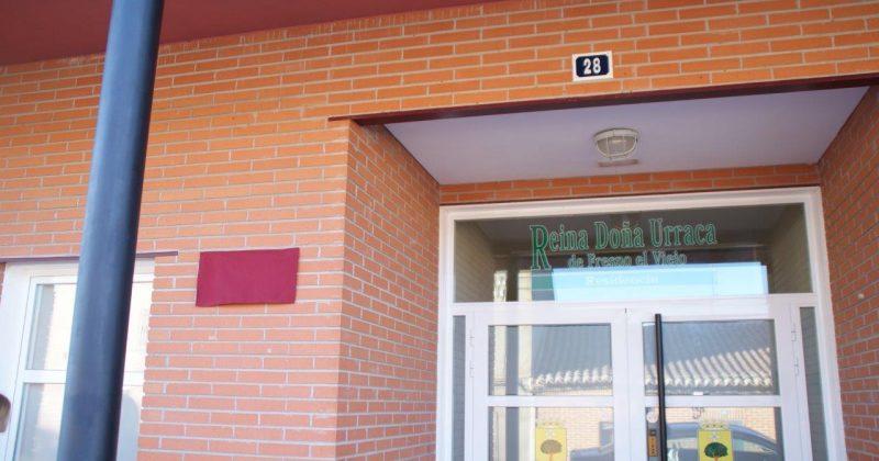 Inauguración Oficial de la Residencia Reina Doña Urraca de Fresno el ...