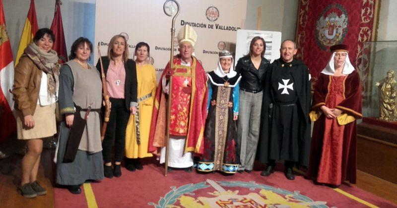 Presentación Oficial de la Donación de la Villa en La Diputación Provincial de Valladolid