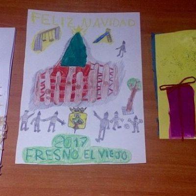 Concurso Felicitaciones Navideñas C.P. Teresa Revilla