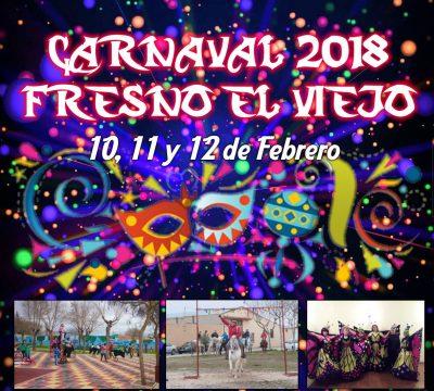 Carnaval Fresno el Viejo 2018