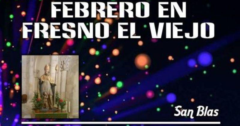 Febrero en Fresno el Viejo: San Blas y Carnaval