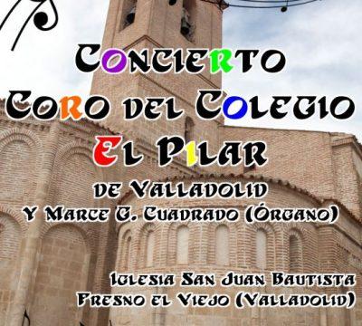Concierto Coro del Colegio El Pilar de Valladolid
