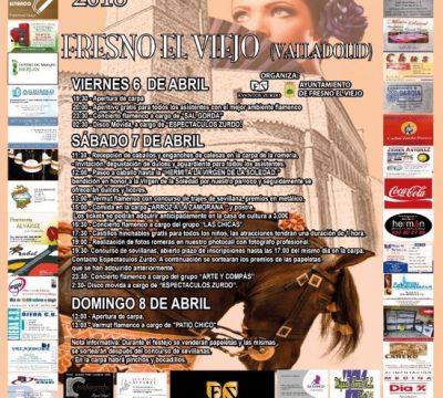 IV Romería Flamenca Fresno el Viejo 2018