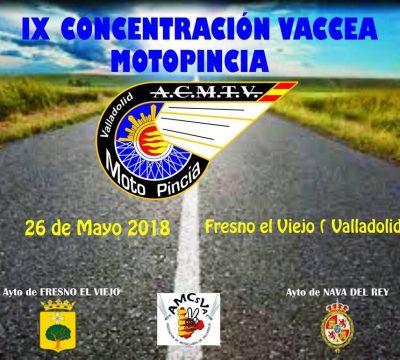 IX Concentración Vaccea Motopincia