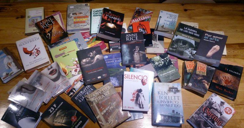 Nuevas Donaciones de Libros para la Biblioteca De Fresno el Viejo
