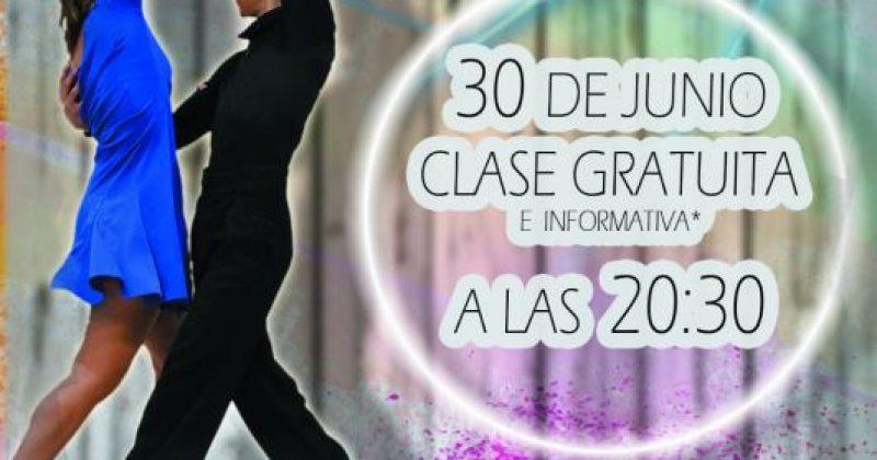 Clases de Ritmos Latinos y Bailes de Salón
