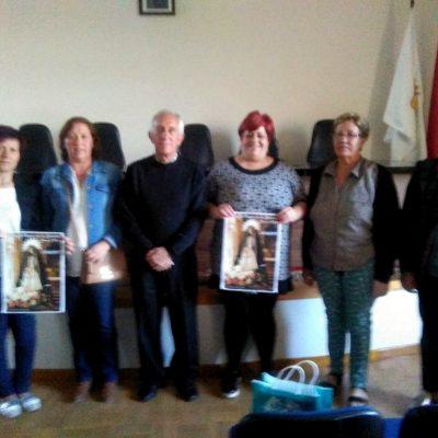 Se Constituye oficialmente la Cofradía de la Virgen de la Soledad de Fresno el Viejo