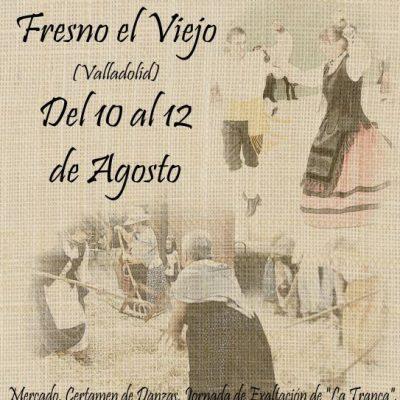 Preparado el Cartel y Las Bases de Participación del IX Mercado Castellano de Fresno el Viejo