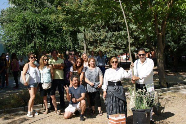 El Ayuntamiento de Fresno el Viejo crea la Arboleda del Quinto