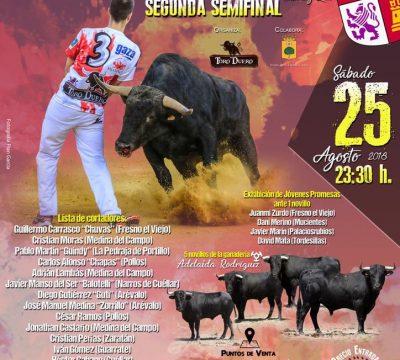 2ª Semifinal del II Campeonato Regional de Cortes de CyL