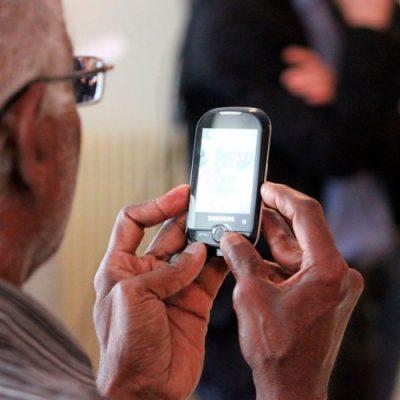 Los habitantes de Fresno el Viejo se acercan cada día más a las Nuevas Tecnologías