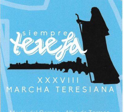 XXXVIII MARCHA TERESIANA