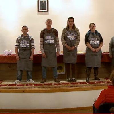 Video: Duelo de Fogones – Tortilla de patata en Fresno El Viejo (Parte 2)