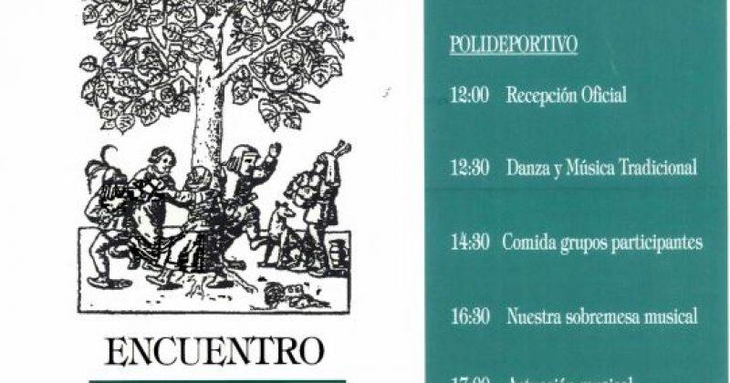 23º Encuentro Provincial de Folclore