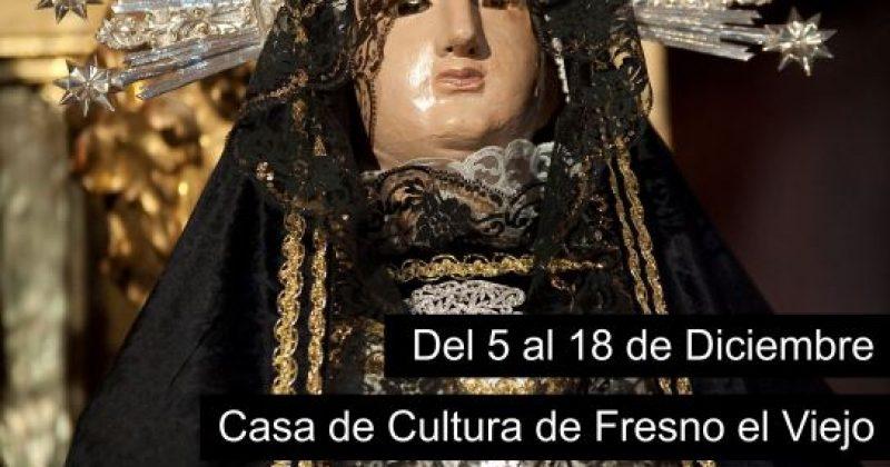 Exposición «El Ajuar de la Virgen de la Soledad»