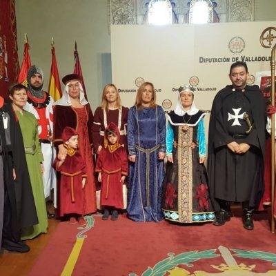 """La """"Donación de la Villa"""" se presenta en la Diputación Provincial de Valladolid"""
