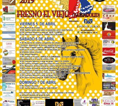 V Romería Flamenca Fresno el Viejo 2019