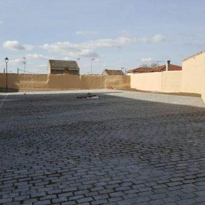 El Ayuntamiento y la Parroquia de Fresno el Viejo consiguen el permiso del Arzobispado para la construcción de unos locales Parroquiales en la Plaza de la Donación