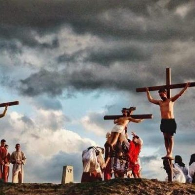 VIACRUCIS JUVENIL de Fresno el Viejo: 33 años de camino hacia la cruz