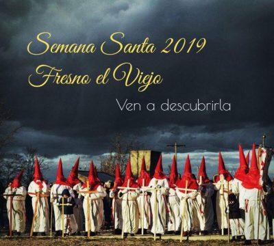 SEMANA SANTA 2019 EN FRESNO EL VIEJO