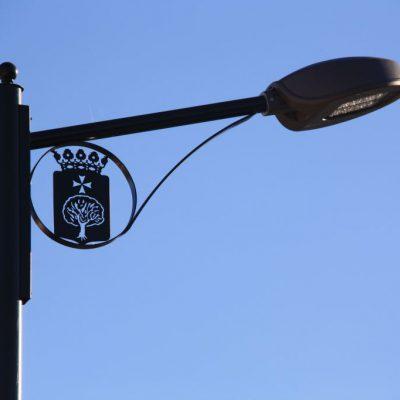 Licitación del contrato de suministro e instalación de luminarias