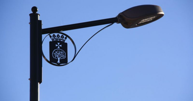 El Ayuntamiento concluirá el cambio del alumbrado público a iluminación de bajo consumo