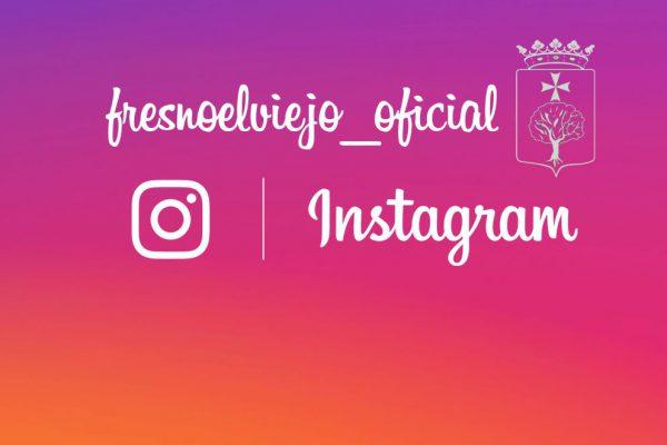 Fresno el Viejo hace oficial su cuenta de instagram