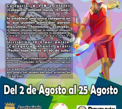 VIII CAMPEONATO PADEL FRESNO EL VIEJO