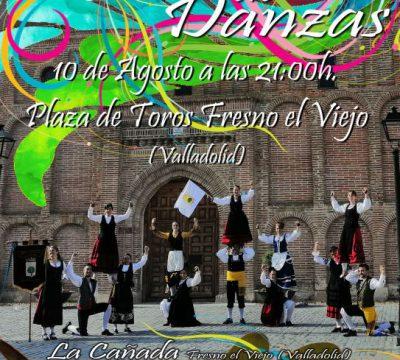 Certamen de Danzas Fresno el Viejo 2019