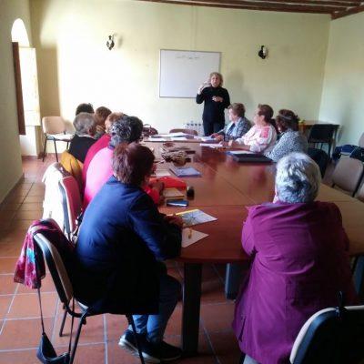 Aprendizaje y conocimiento se citan en la Casa de Cultura de Frenso el Viejo