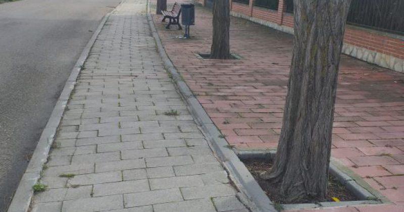 El Ayuntamiento de Fresno el Viejo elabora un presupuesto para la urbanización del Barrio De La Estación.
