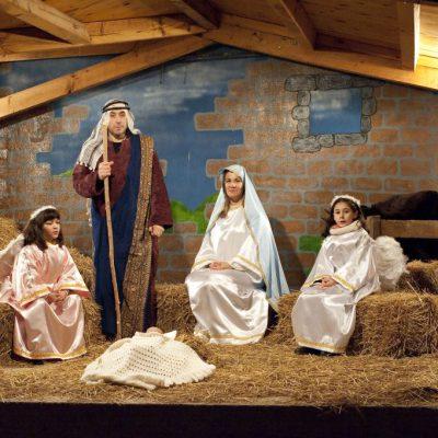 El Ayuntamiento de Fresno el Viejo presenta el cartel del Belén Viviente y la programación navideña