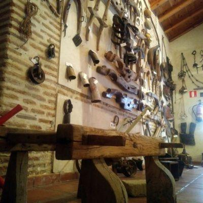 El Museo Etnográfico de Fresno el Viejo actualiza su inventario en época de pandemia