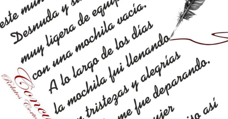 """""""Pensando en Voz Alta"""" de Águeda López ganadora del I Concurso de Relatos Cortos y Poesías de la A.C.M. de Fresno el Viejo"""