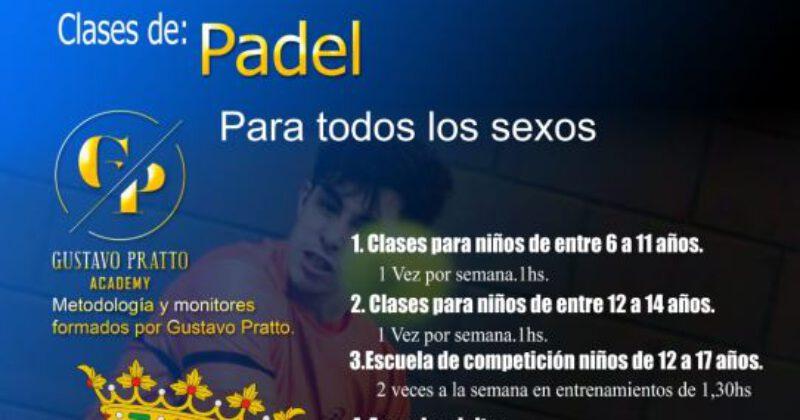 Clases de Padel en Fresno el Viejo