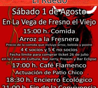 Jornada de Presentación y Convivencia Asoc. C.T. El Ruedo