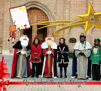 Comunicado de los Pajes de los Reyes Magos