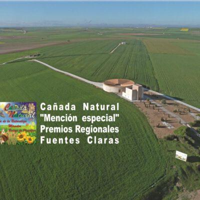 Mención especial para el Ayuntamiento de Fresno el Viejo con el proyecto Cañada Natural en los Premios Regionales Fuentes Claras