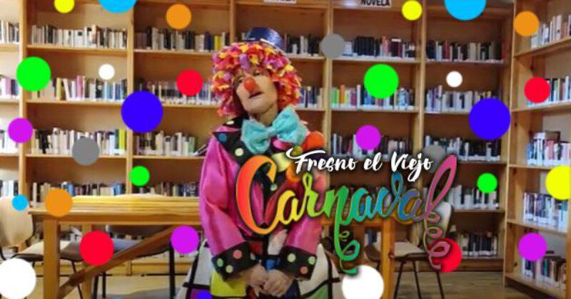 Carnaval 2021 en Fresno el Viejo