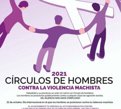 CÍRCULO DE HOMBRES CONTRA LA VIOLENCIA MACHISTA