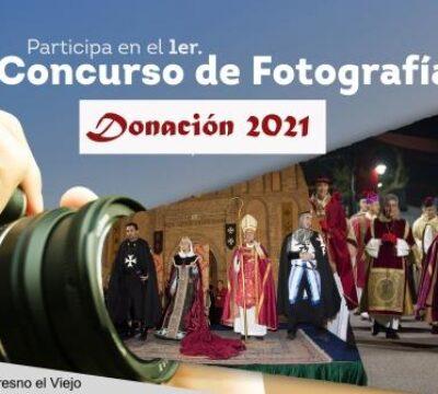 Concurso Fotografía Donación de la Villa de Fresno el Viejo 2021